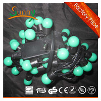 New product LED ball string light / Stage Flexible Curtain Screen led ball curtain