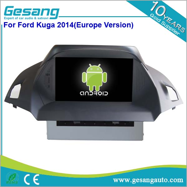 Android car dvd player with gps wifi for Ford Kuga 2014 Europe Version
