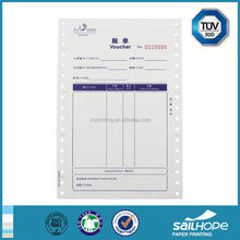 Useful best sell invoice form paper