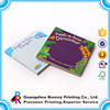 High quality board book Printing kids moral story book suppliers
