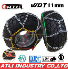 Quick mounting WDT11mm Diamond 4x4 snow chain