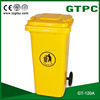 GT 120A 2 Wheeled Plastic Garbage
