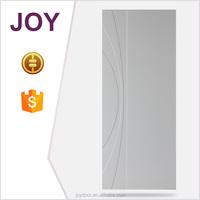 internal bedroom door, white colour wood door, mdf cheapest price