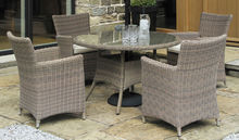 Patio Furniture Round Tables 6 Chairs China/ Foshan Garden Furniture