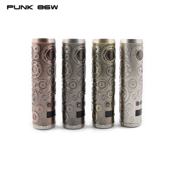 2019 Tesla New Device Teslacigs Punk 86w tube mod