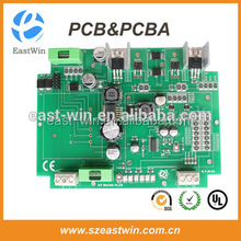 Custom Manufacturer of Printed Circuit Board(PCB) Assembly Using PCB manufacturing machine