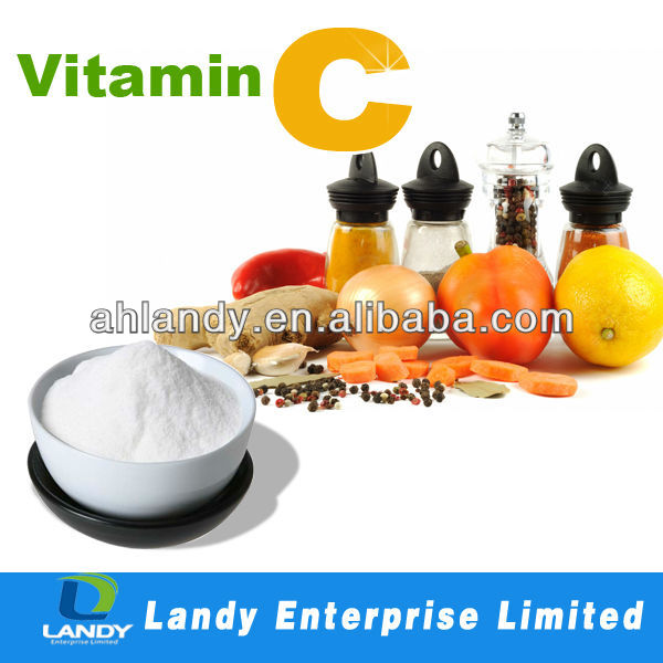 Stable quality Vitamin C USP30 food grade