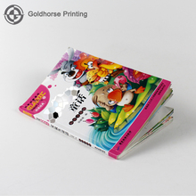 Children/Baby Picture Learning Board Book Print/Emboss Cover Offset Paper Student Book Printing