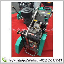Diesel concrete road cutting machine asphalt cutter to Kazakhstan