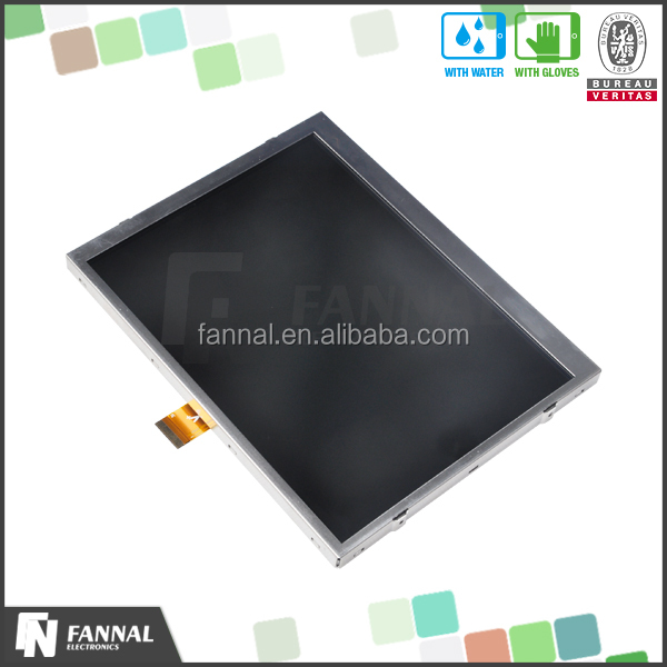 8 inch 800x600 lcd with touch screen