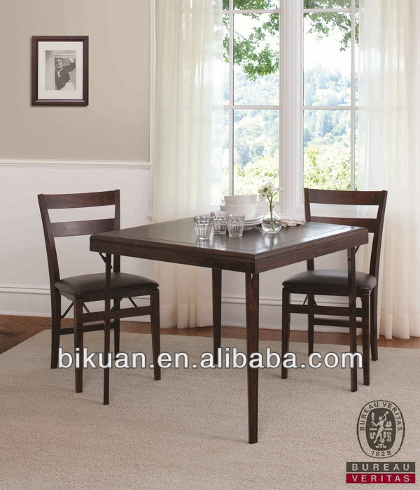 Fashionable creative extendable kitchen dining table
