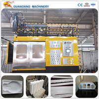 Stable Run & Low Noise Automatic EPS Cup Shape Moulding Machine