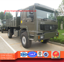 Dongfeng 6x6 military cargo trucks