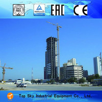 T6015-10t P0TAIN Topkit tower crane for sale