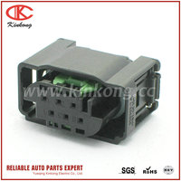Kinkong Factories Wenzhou Car Female 6 Pins Auto Connector For Tyco/Amp