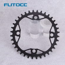 Bicycle Chainring 32T 34T 36T BCD 104mm Rear Sprockets Circle Single Speed Gear Disc Crankset