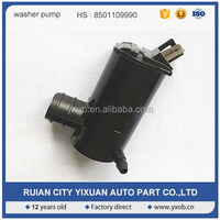 washer pump motor