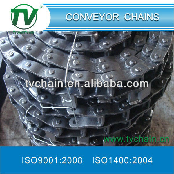 667K Steel Pintle Chain with attchments