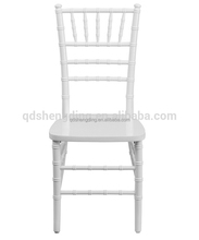 Multi-color wooden banquet dining chiavari/tiffany chair for wedding
