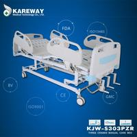 China supplier lift ultra-low disabled hospital bed cradle