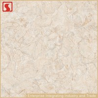 China Nice Design Interior Solid Color Grey Marble Tile