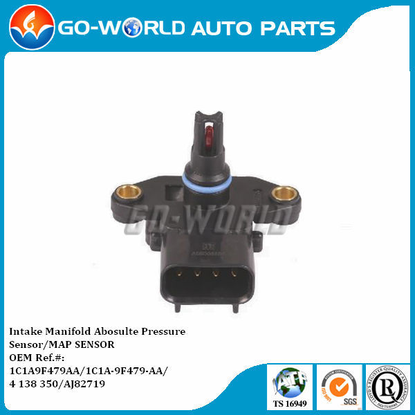 Brand New, OEM Quality Manifold Absolute Air Intake Pressure MAP SENSOR for FORD , JAGUAR 1C1A9F479AA/ 1C1A-9F479-AA