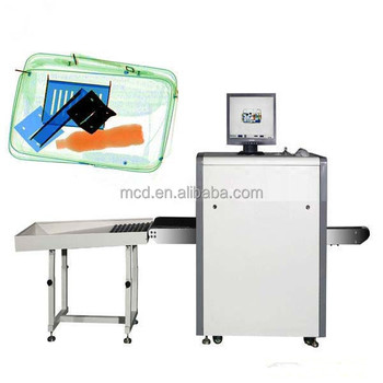 MCD-5030A X-Ray Luggage Scanner Metal Detector  Security Metal Detectors  For Conveyors For School Subway Prison Airport