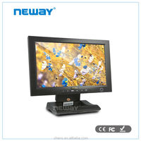 Support 1920*1080 for full HD vedio Camera HDMI/3G-SDI LCD 10.1 inch monitor