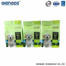Factory Supply Beautiful Design Best Price Dog Food Packaging Pouch