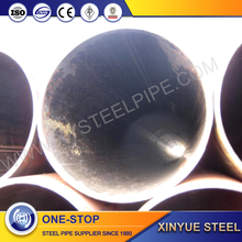 din2458 3pe coating jcoe lsaw welded steel line pipe used for transfer water or oil project