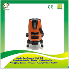 construction red beam land laser level