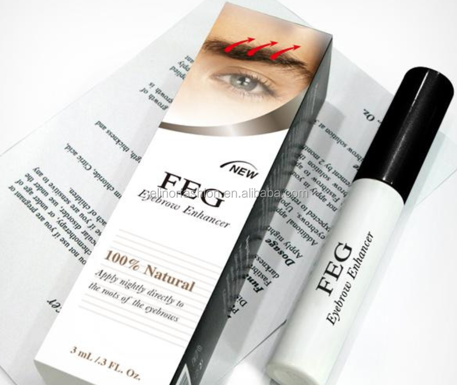 Super Hot Sale Product FEG Eyebrow Enhancer Nature Eyelash Growth Serum