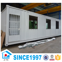 Hot sale prefab hotel/ container office/ prefabricated building