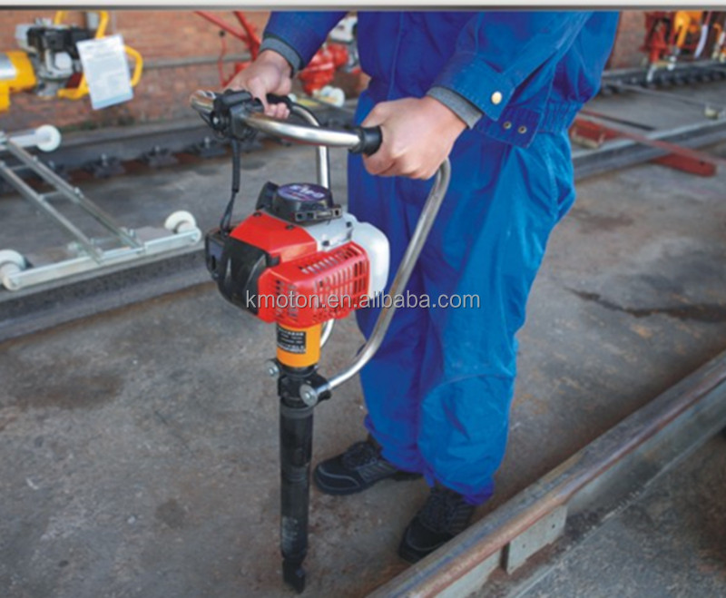 Alibaba railway maintenance machinery rail track tamping machine