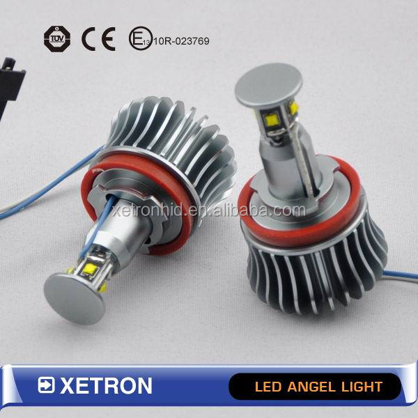 2014 Hot sale car accessory, 20w high power led angle eyes lights, led car lighting