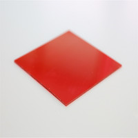 High Quality hard plastic Good Light Transmission polycarbonate sheeting price