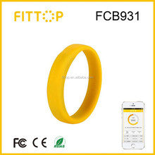 Smart Calorie pedometer with wristband for Fitness