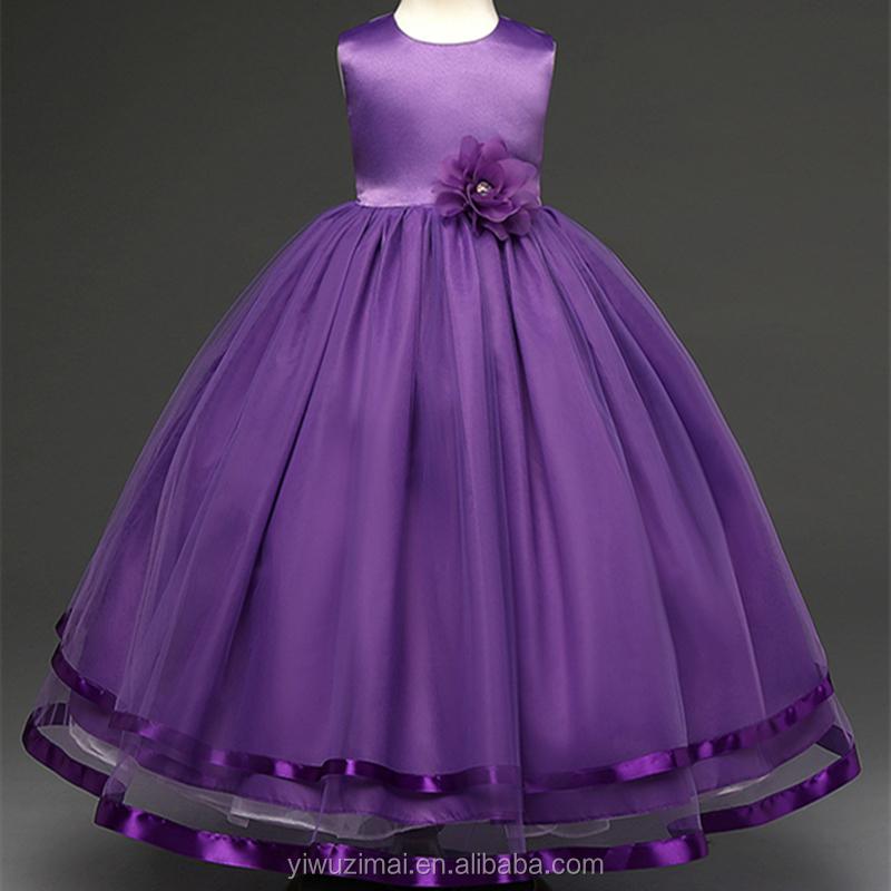 Venta al por mayor los niños de la moda vestido-Compre online los ...