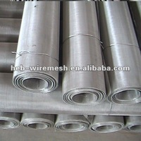 Hi-Q plain weave stainless steel metal wire mesh( anping manufacturer)