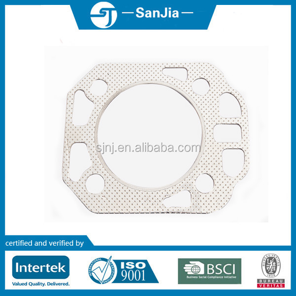 China <strong>best</strong> sale gaskets alibaba export cylinder head gasket for mitsubishi tractor
