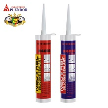 well-distributed rtv silicone adhesive sealant
