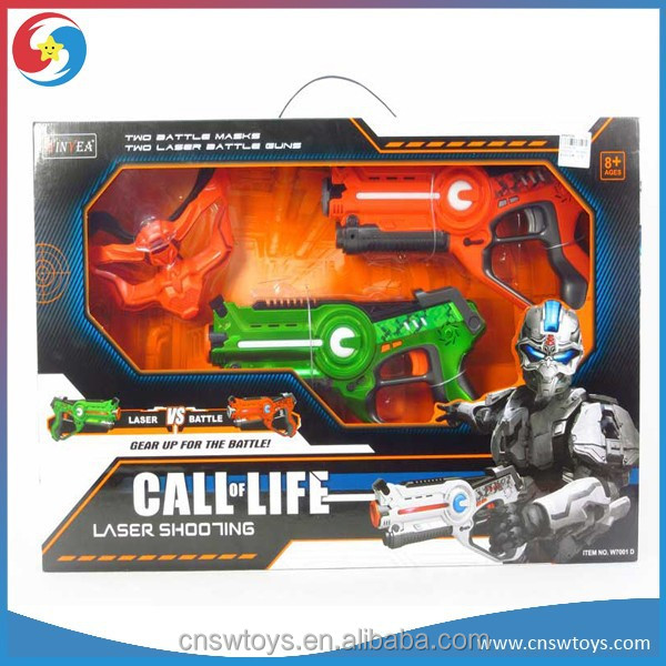 Electronic plastic infrared sniper laser toy gun with sounds and light,toy gun for sale