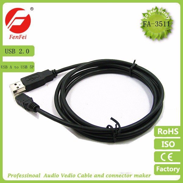 USB CABLE / USB AM TO MICRO 5P