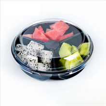 Custom fresh fruit packaging plastic <strong>container</strong>