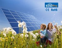 Excellent quality mono solar panel for industrial use