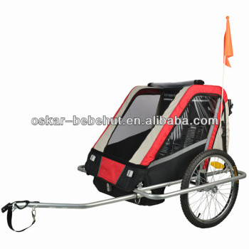 Foldable Bicycle Baby Trailer