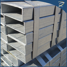 customized sizes accepted Q235 high yield tensile strength rectangular hollow section steel tube