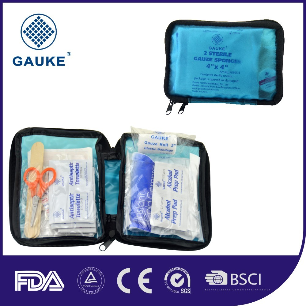 Trauma / Hiking / Camping / Sport Medical first aid kit bags, first aid kit survival