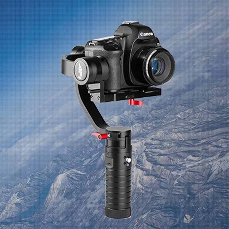 High quality Dslr AFI 3 Axis Gimbal Handheld Brushless Stabilizer