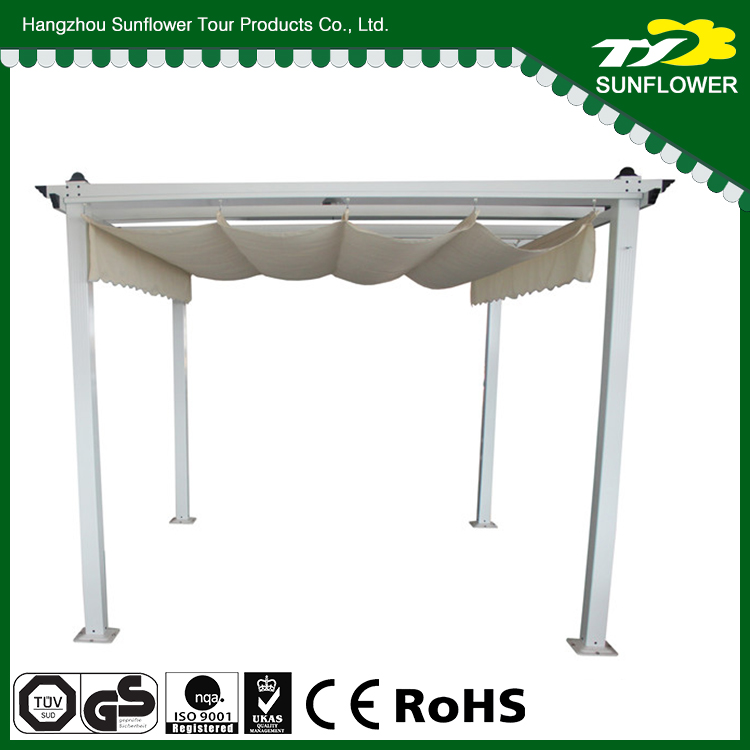 Factory Customized chinese style pergola